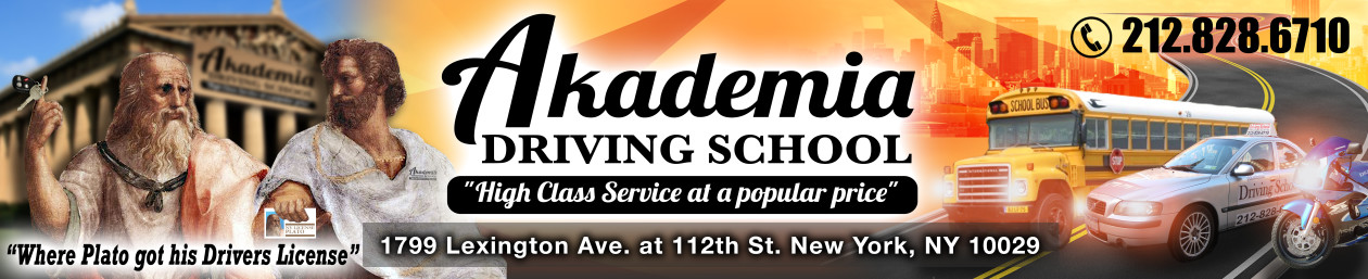 Akademia Driving School Contact Us Nyc Driving Instruction